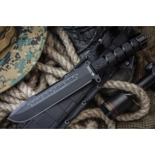 """Survivalist X"" Black (AUS-8)"
