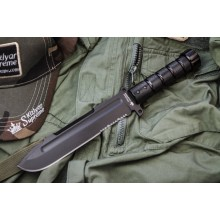 """Survivalist Z"" Black Serrated (D2)"