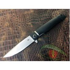 Нож Reptilian Карат-03 черный