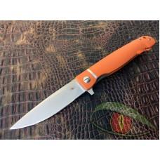Нож Reptilian Карат-03 оранжевый