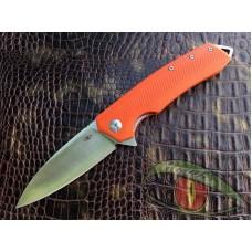 Нож Reptilian Шершень-03 оранжевый