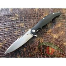 Нож Reptilian Вояж-03 черный